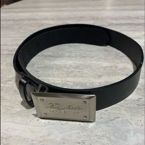 Buffalo David Bitton Belt